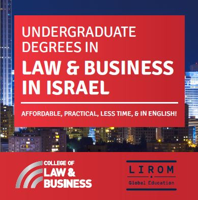 Law degree and Business degree from College of Law and Business