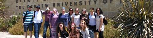 MA in Education specializing in Jewish Education